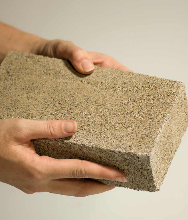 More Innovation on Green Building Materials