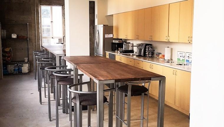 Kitchen/Breakroom – DNAnexus SF