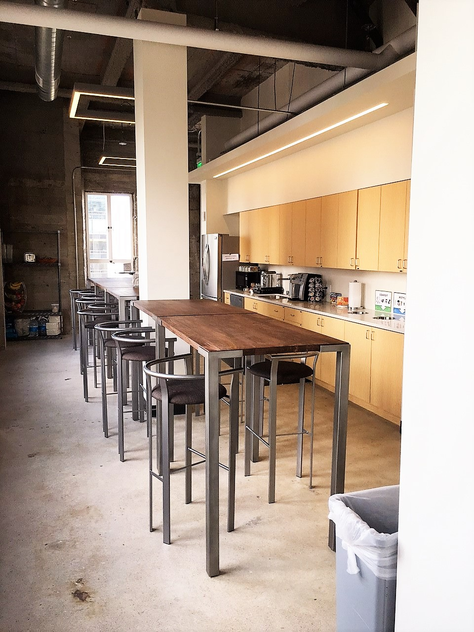 Kitchen/Breakroom – DNAnexus SF