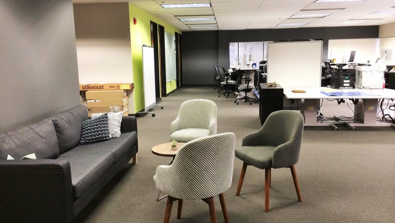 Work Area – Heighten