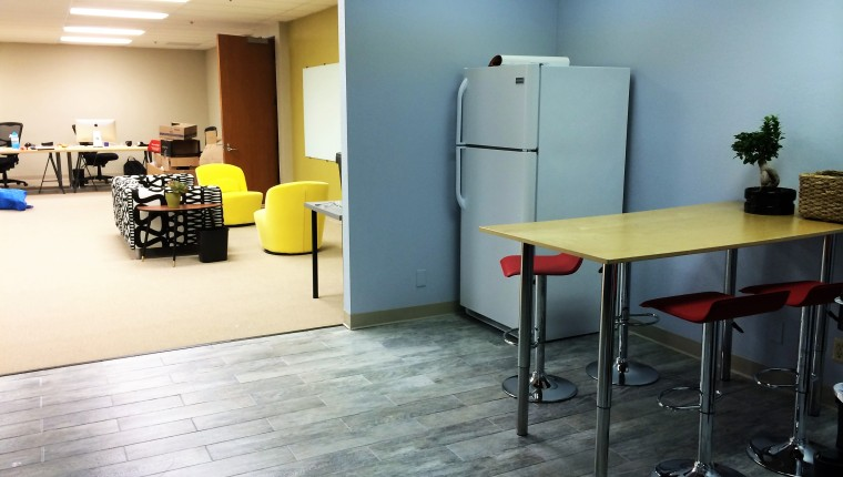 Kitchen/Work Area – Twin Prime Redwood City